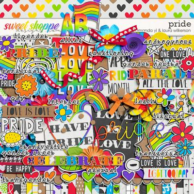 Pride by Amanda Yi and Laura Wilkerson