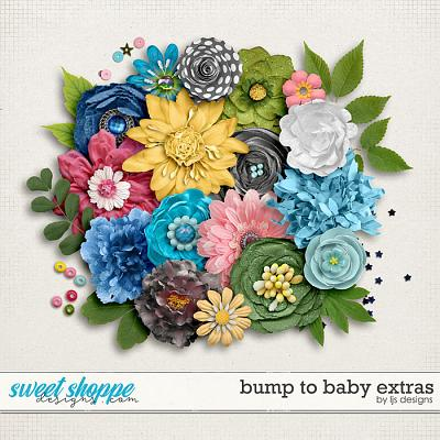Bump To Baby Extras by LJS Designs