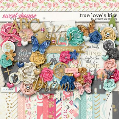 True Love's Kiss by Dream Big Designs