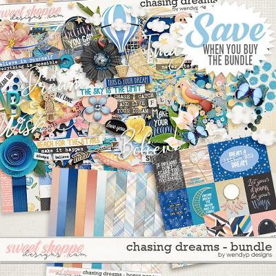 Chasing Dreams - Bundle by WendyP Designs