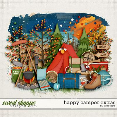 Happy Camper Extras by LJS Designs