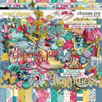 Choose Joy by JoCee Designs