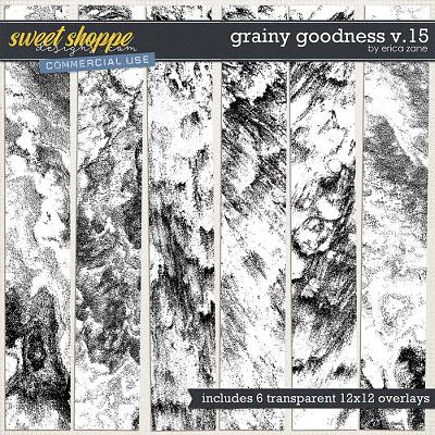 Grainy Goodness v.15 by Erica Zane