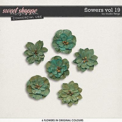 Flowers VOL 19 by Studio Flergs