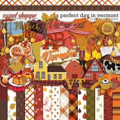 *FREE with your $10 Purchase* A Perfect Day in Vermont by Kelly Bangs Creative