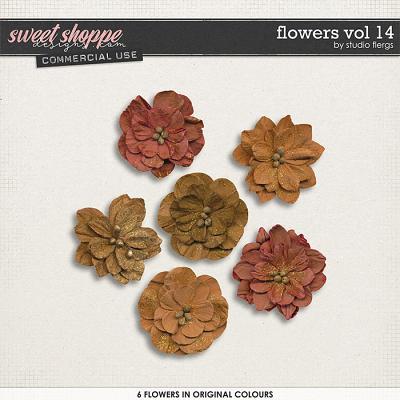 Flowers VOL 14 by Studio Flergs