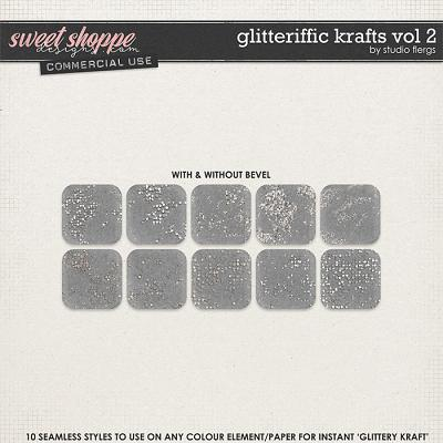 Glitteriffic Krafts VOL 2 by Studio Flergs