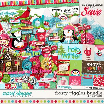 Frosty Giggles Bundle by Misty Cato