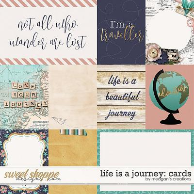 Life is a Journey: Cards by Meagan's Creations