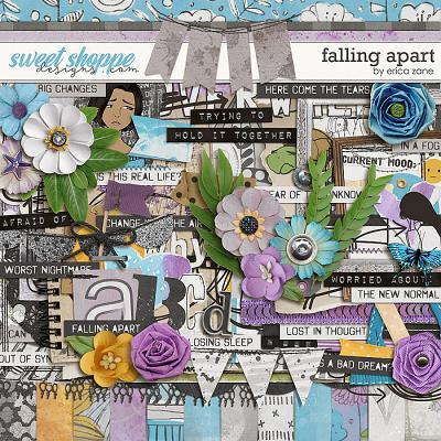 Falling Apart by Erica Zane