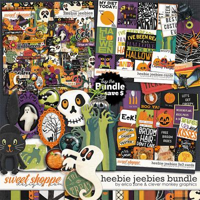 Heebie Jeebies: Bundle by Erica Zane & Clever Monkey Graphics
