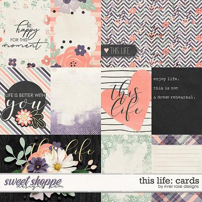 This Life: Cards by River Rose Designs