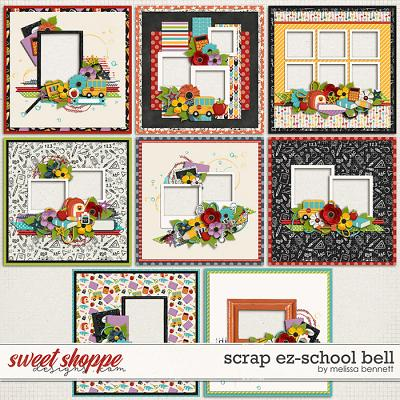 Scrap EZ-School Bell by Melissa Bennett