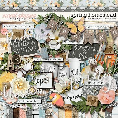 Spring Homestead by Meagan's Creations