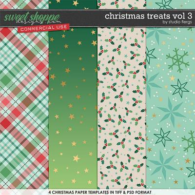 Christmas Treats Vol 3 by Studio Flergs