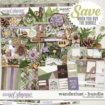 Wanderlust - Bundle by WendyP Designs
