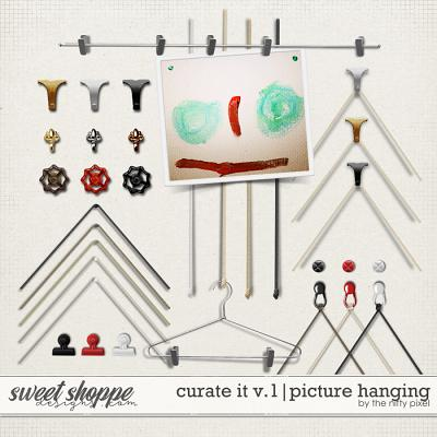 CURATE IT V.1| PICTURE HANGING by The Nifty Pixel