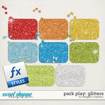 Park Play: Glitters by Meagan's Creations