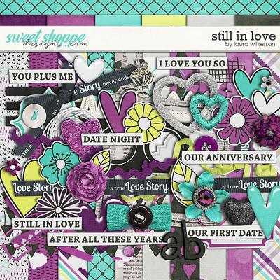 Still in Love: Kit by Laura Wilkerson