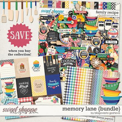 Family recipe {bundle} by Blagovesta Gosheva
