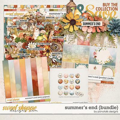 Summer's End Bundle by Ponytails