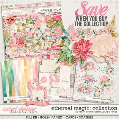 Ethereal Magic: COLLECTION by KCB & Flergs