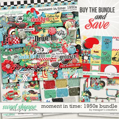 Moment in Time: 1950s Bundle by Meagan's Creations