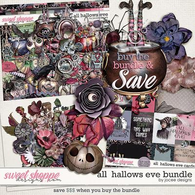 All Hallows Eve Bundle by JoCee Designs