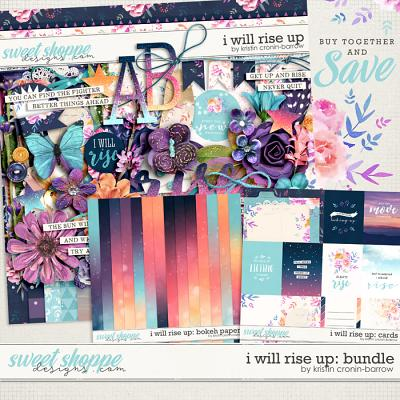 I Will Rise Up: Bundle by Kristin Cronin-Barrow