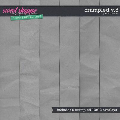 Crumpled v.5 by Erica Zane