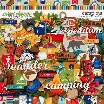 Camp Out by Meagan's Creations