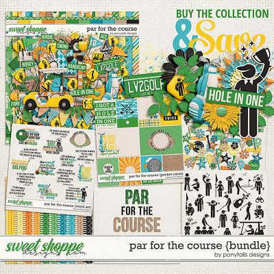 Par for the Course Bundle by Ponytails