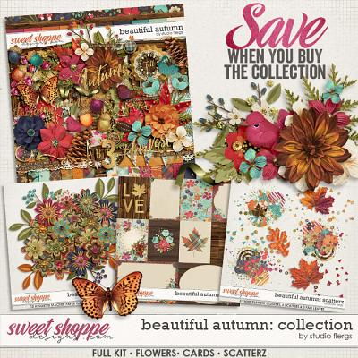Beautiful Autumn: COLLECTION & *FWP* by Studio Flergs