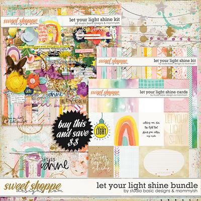Let Your Light Shine Bundle by Studio Basic & Mommyish