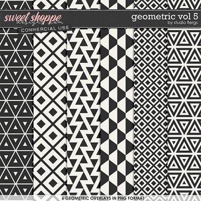 Geometric VOL 5 by Studio Flergs