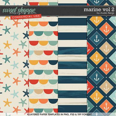 Marine VOL 2 by Studio Flergs