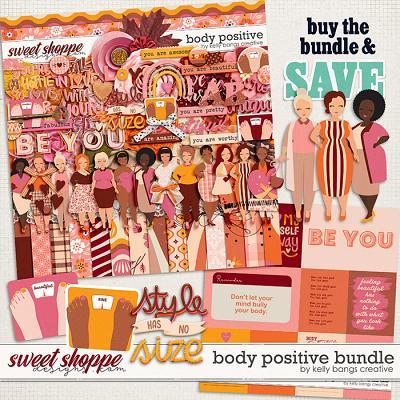 Body Positive Bundle by Kelly Bangs Creative
