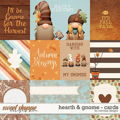 Hearth & Gnome - Cards by WendyP Designs