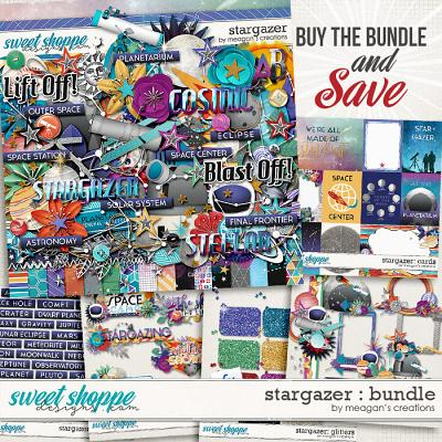 Stargazer: Collection Bundle by Meagan's Creations