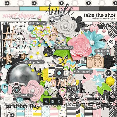 Take the Shot by River Rose Designs