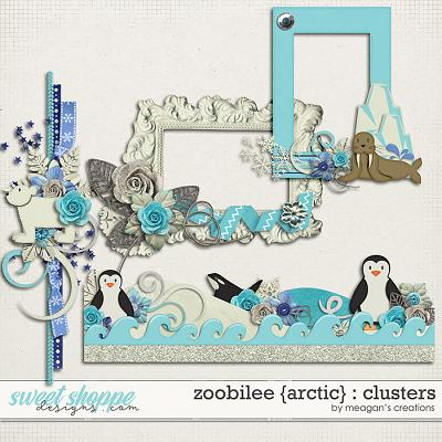 Zoobilee {Arctic} : Clusters by Meagan's Creations