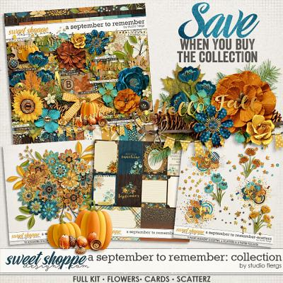 A September to Remember: COLLECTION *FWP* by Studio Flergs