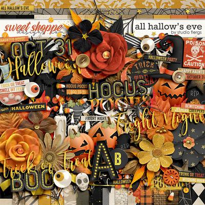 All Hallow's Eve by Studio Flergs