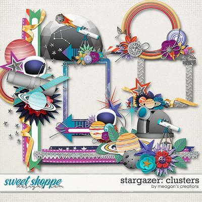 Stargazer: Clusters by Meagan's Creations