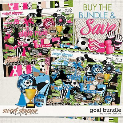 Goal Bundle by JoCee Designs