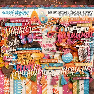As Summer Fades Away by Grace Lee and Kristin Cronin-Barrow