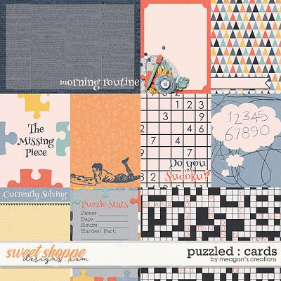 Puzzled : Cards by Meagan's Creations