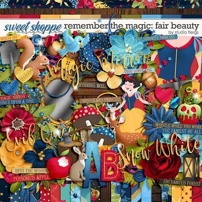 Remember the Magic: FAIR BEAUTY by Studio Flergs