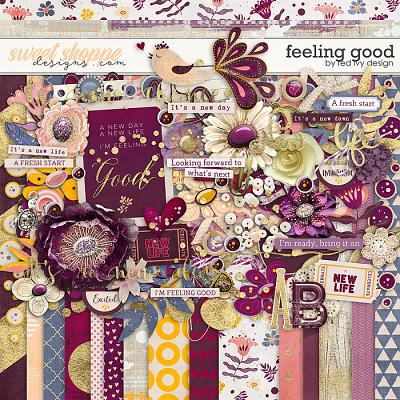 Feeling Good by Red Ivy Design