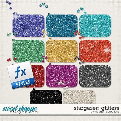 Stargazer: Glitters by Meagan's Creations